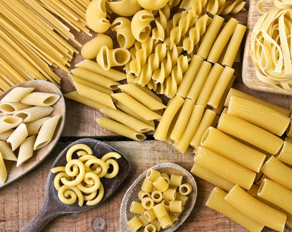 Where Do Pasta Names Come From? display image