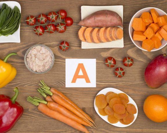 What Foods Have Vitamin A (Vitamin A-Mazing) display image