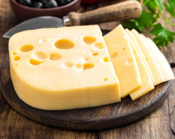 Why Does Cheese Have Holes? (Hole Lot'O Fun) display image