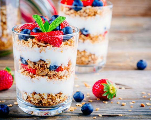 YogurtParfaitPerfection
