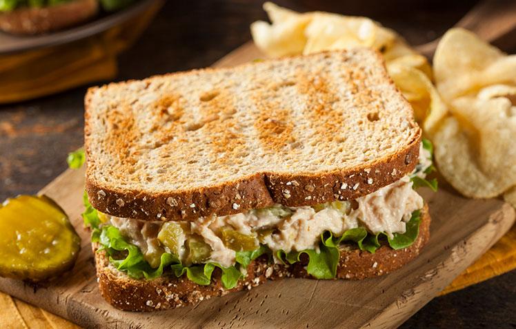 Tuna-Good-For-You-Toast