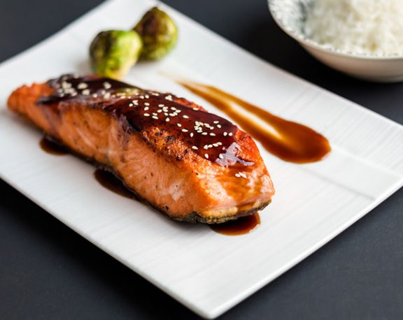 Teriyaki de saumon display image