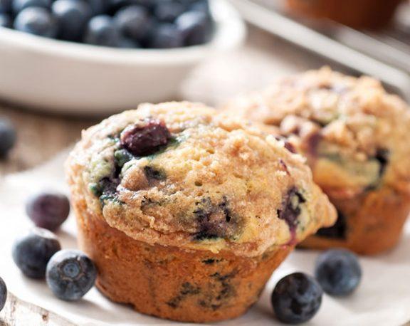 Muffins tutti frutti display image