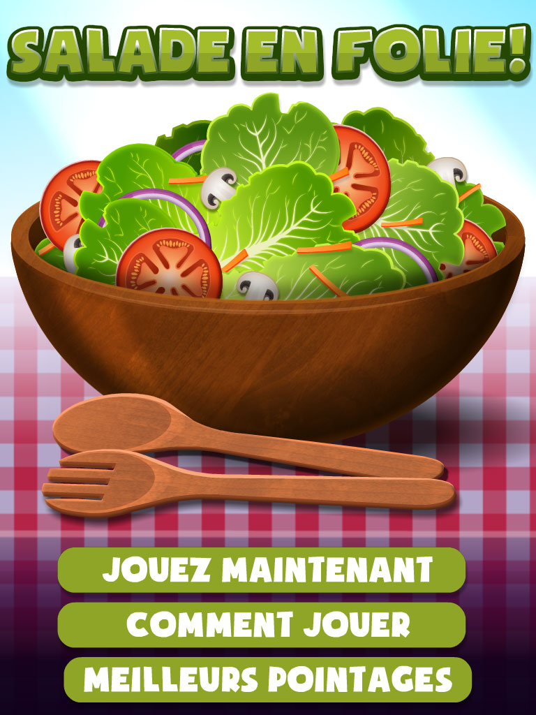 Salade en folie! display image