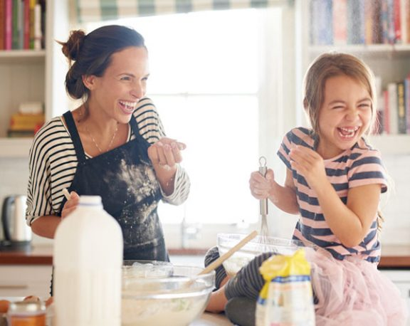 5 Big Rules for Kids in the Kitchen