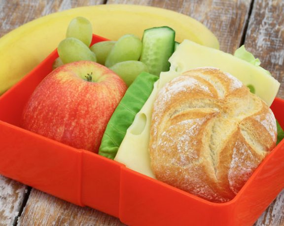 How to plan your school lunches