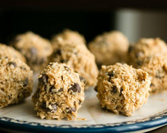 Peanut Butter Oat Balls display image