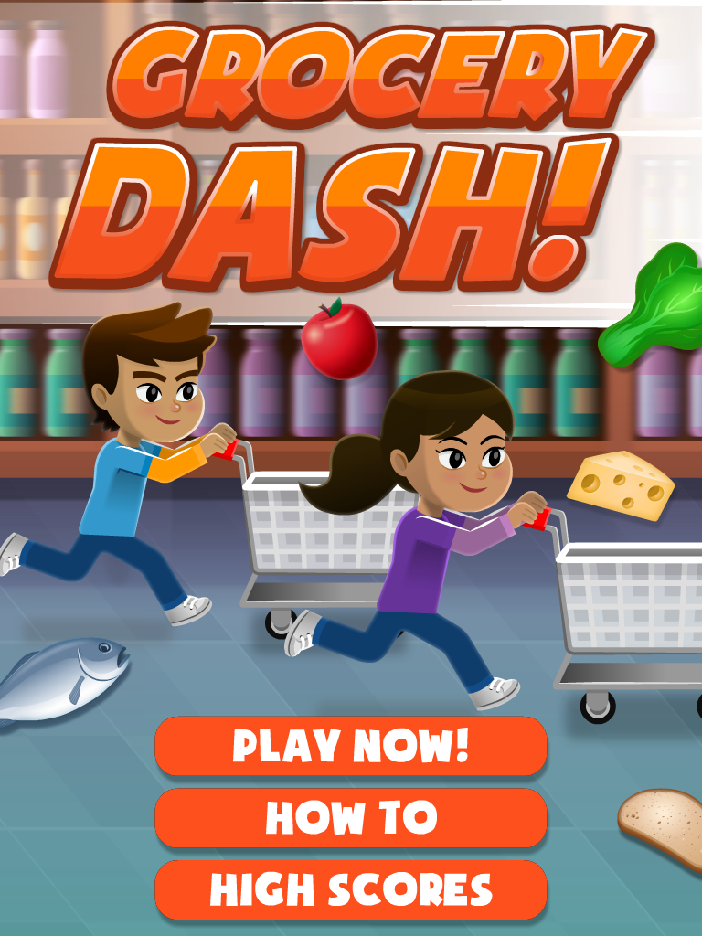 Grocery Dash display image
