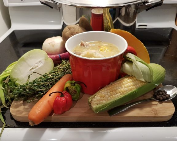 Jamaican Chicken Soup display image