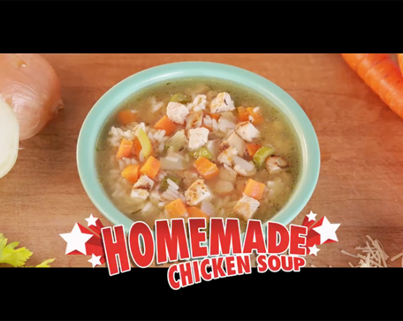 How To Make: Homemade Chicken Soup display image