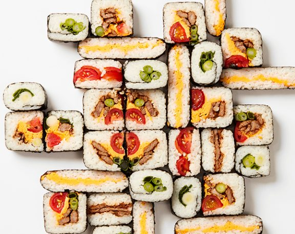 Taco Sushi display image