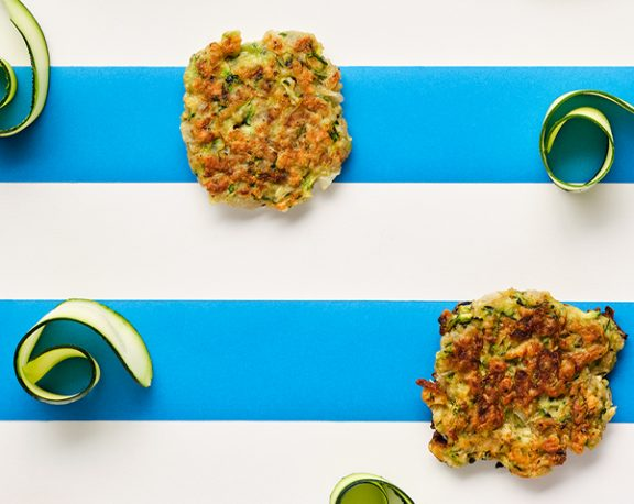 Greek Zucchini Fritters display image