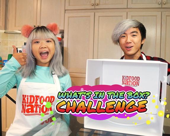 RikiMisu | What's in the Box Challenge Round 2 display image